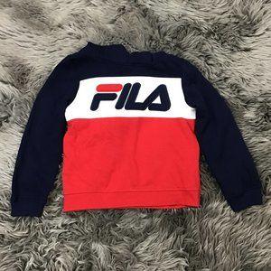 Fila   Kid's Multi-coloured Hoodie   Size 7
